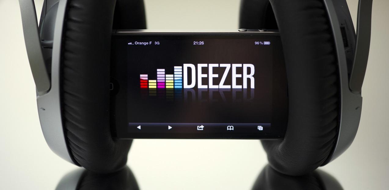 deezer mobile app