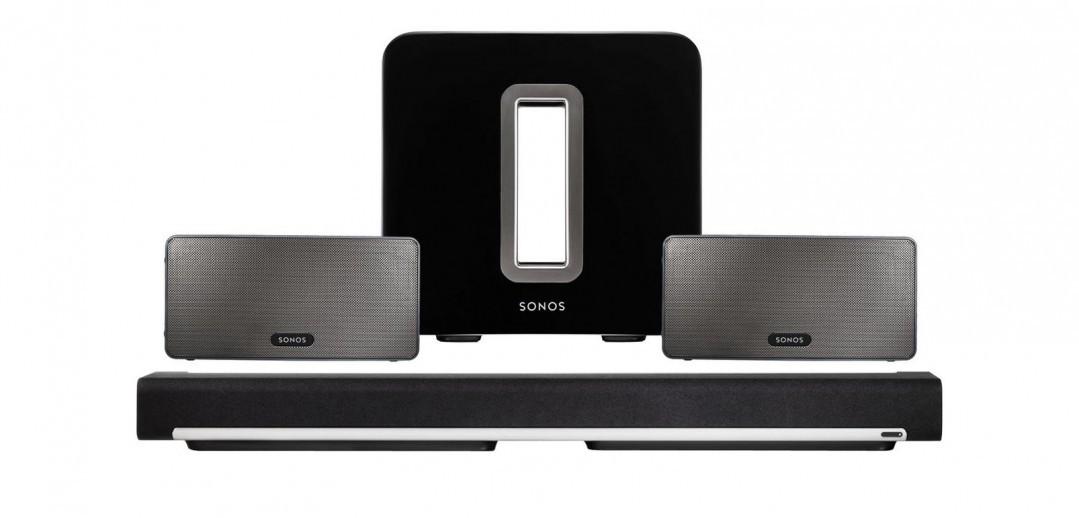 Sonos Playbar Play:3 Sub