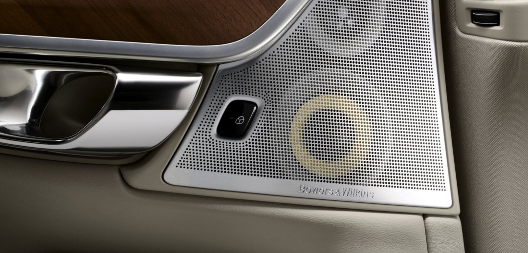 bowers wilkins volvo s90