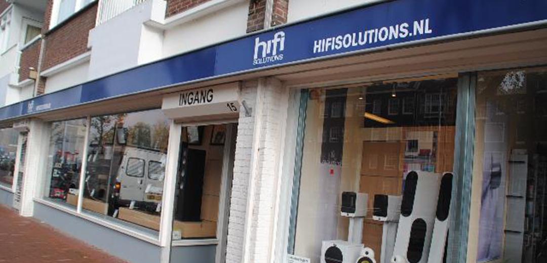 Hifi Solutions Amsterdam Openingstijden