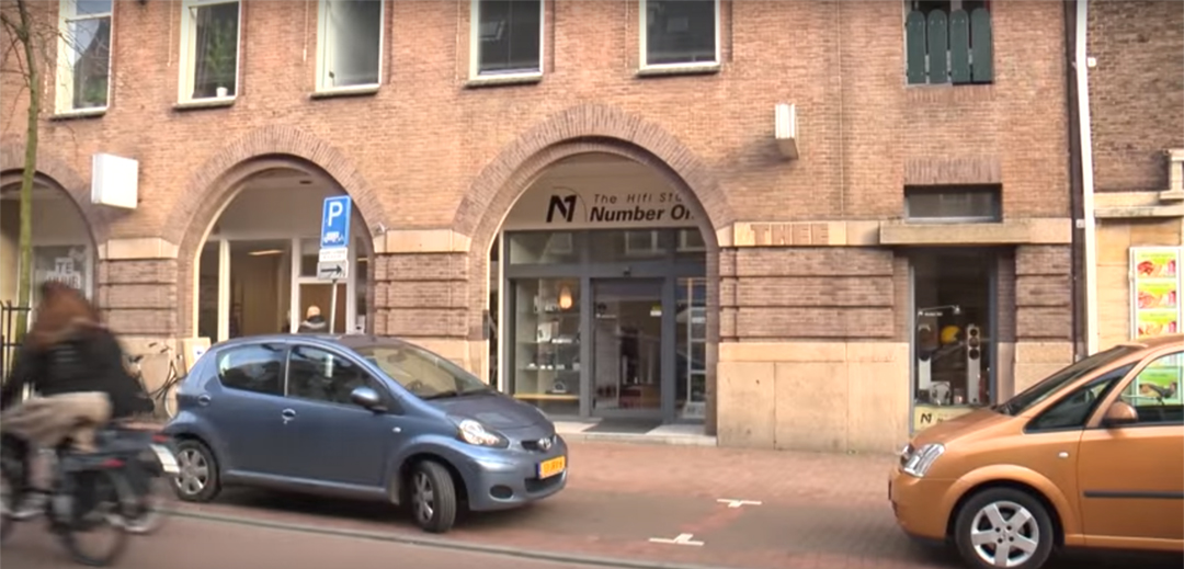 Hifi Studio Number One Leiden Openingstijden