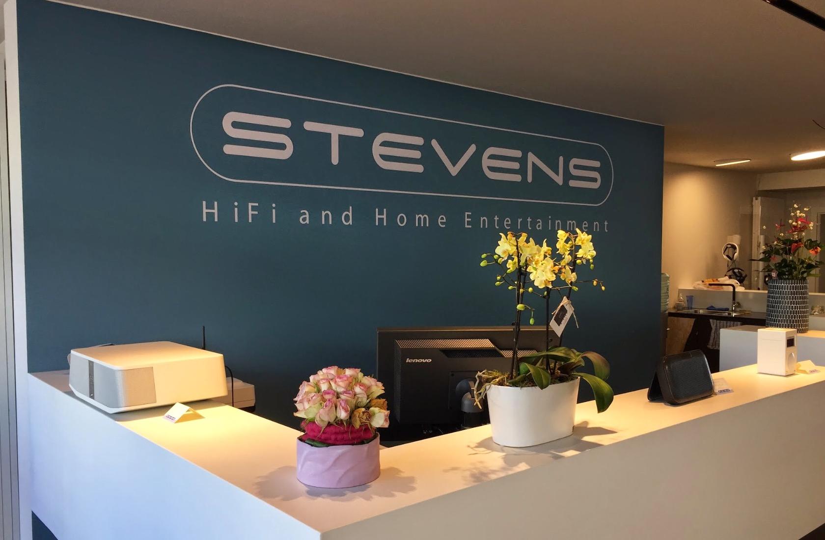 Stevens hifi Leuven