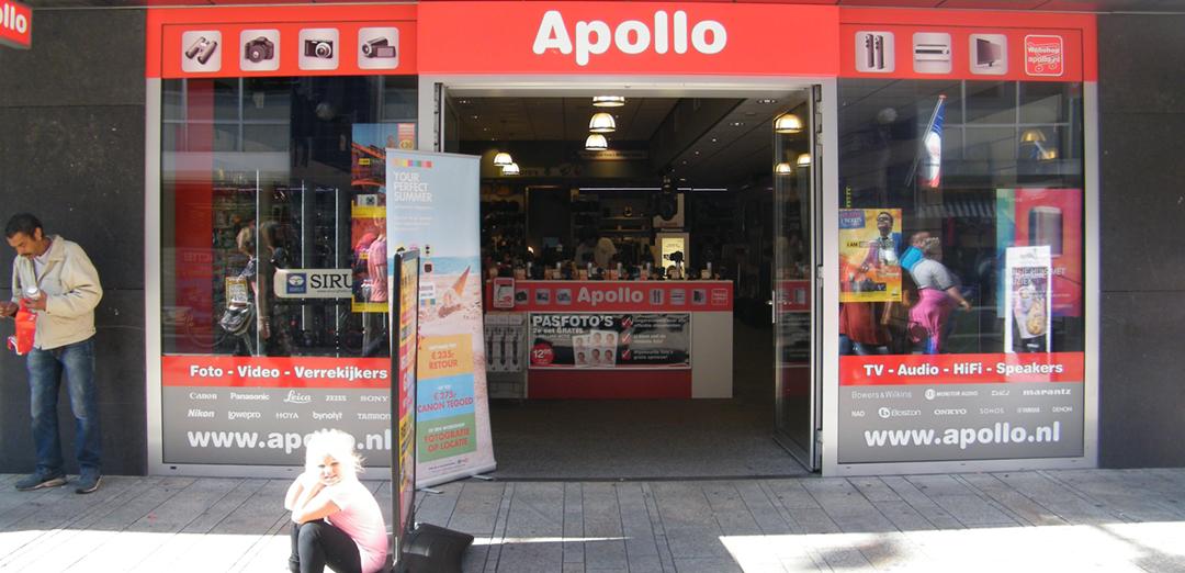 Apollo Almere Openingstijden