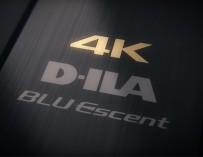 JVC D-ILA BLUEscent