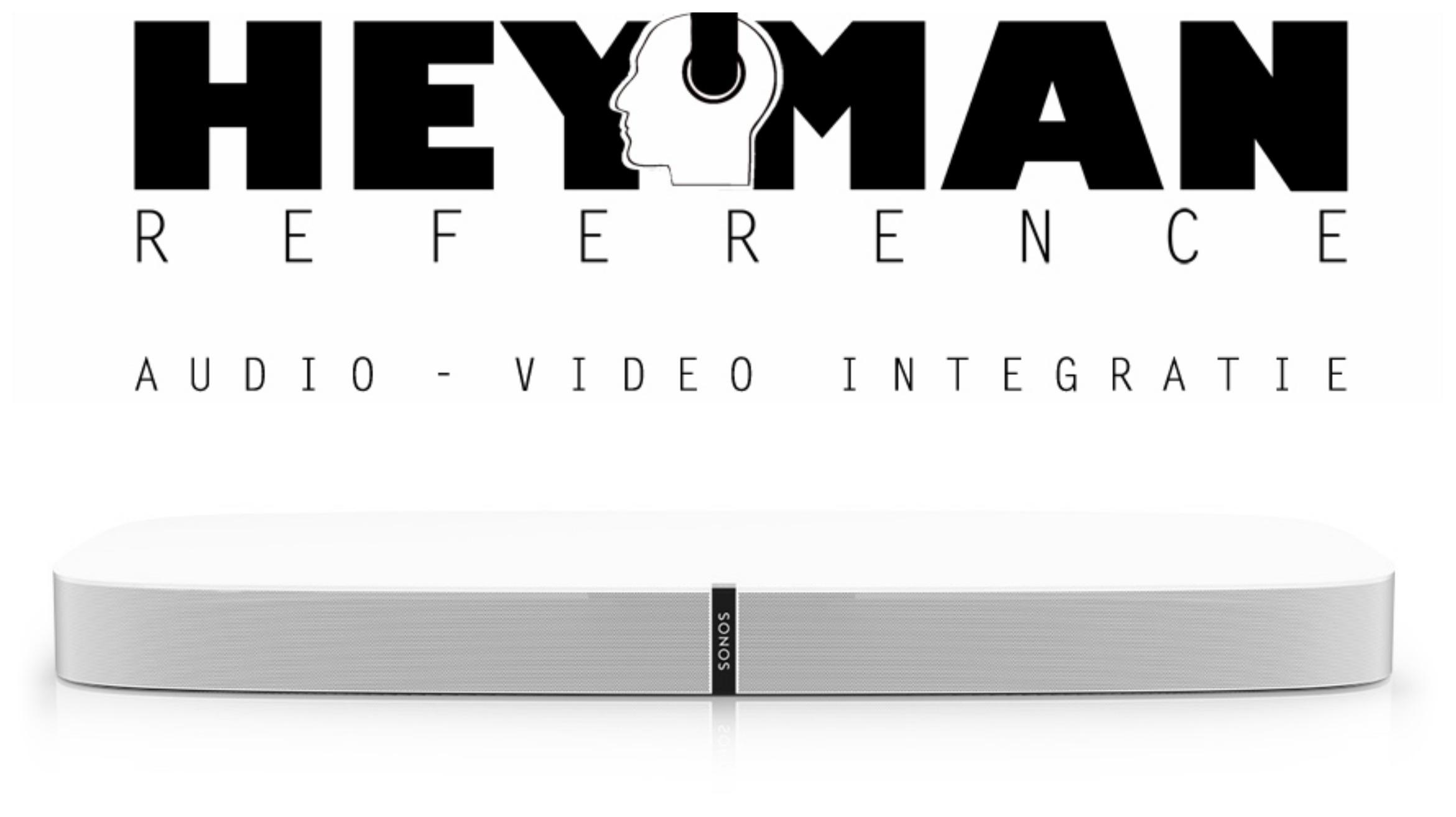 heyman reference sonos playbase demo