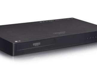 UP970 Blu-ray speler LG