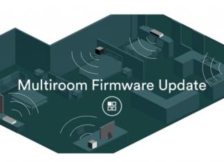 Naim Audio Multiroom Firmware Update