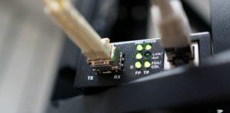 Alpha Audio fiber-ontkoppeling iEar Audio Show